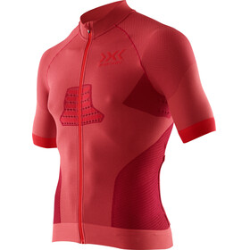 X-Bionic Race EVO - Maillot manches courtes Homme - rouge